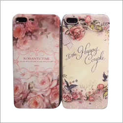 Floral Printed Mobile Back Covers