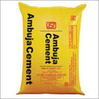 50 Kg Ambuja Cement