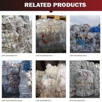 LDPE Film Grade 99-1 film roll scrap plastic recycle