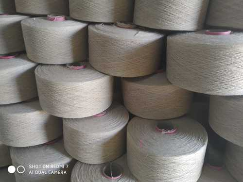 Beige Color Yarn