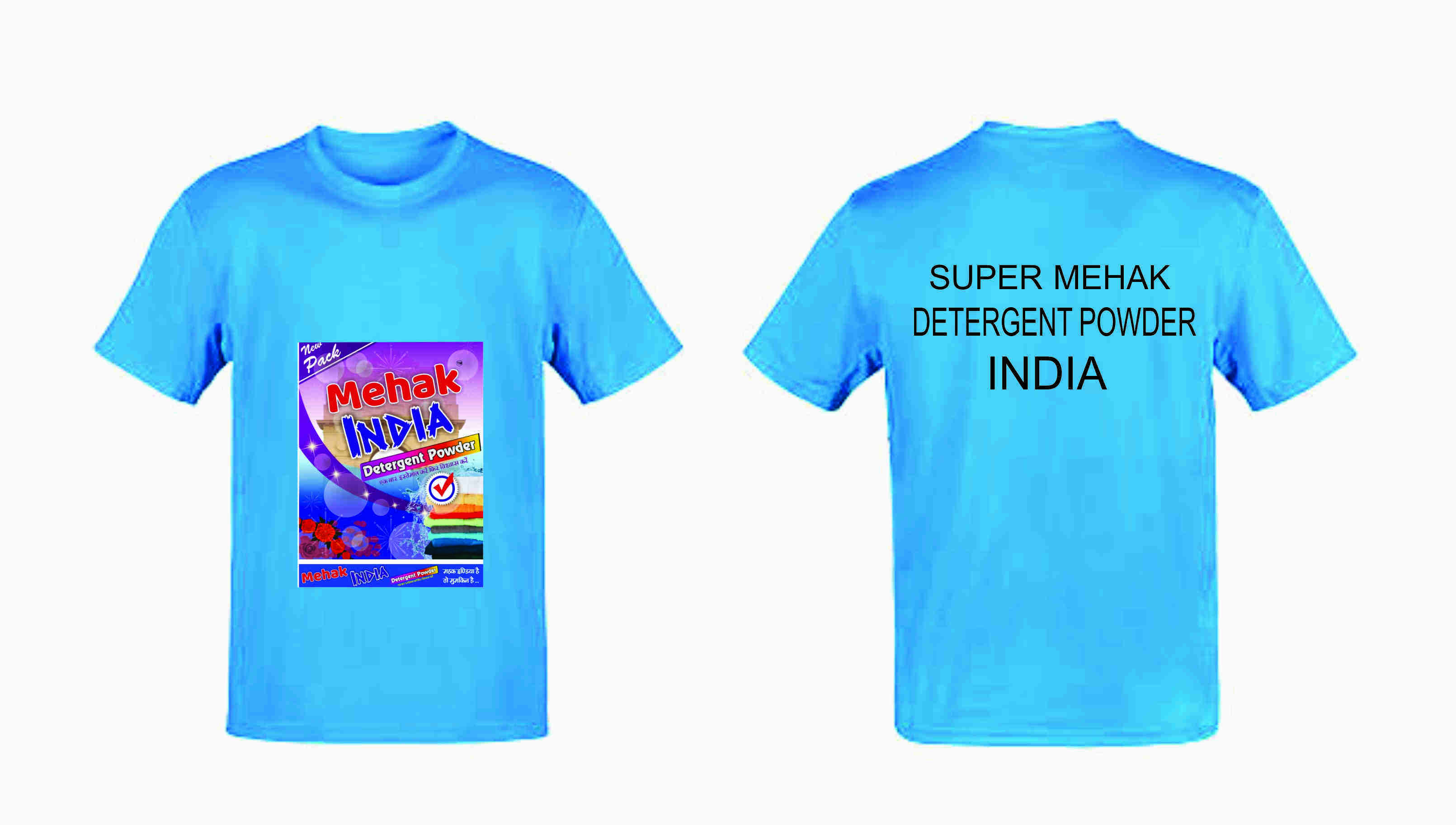 COTTON  T-SHIRT PRINTING SERVICE