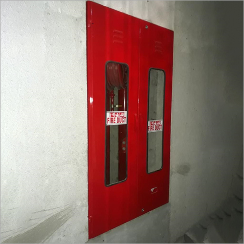 MS Fire Hose Cabinet