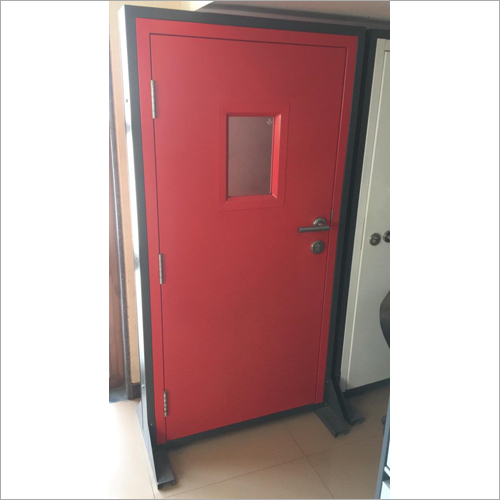 Single Leaf Fire Resistant Door