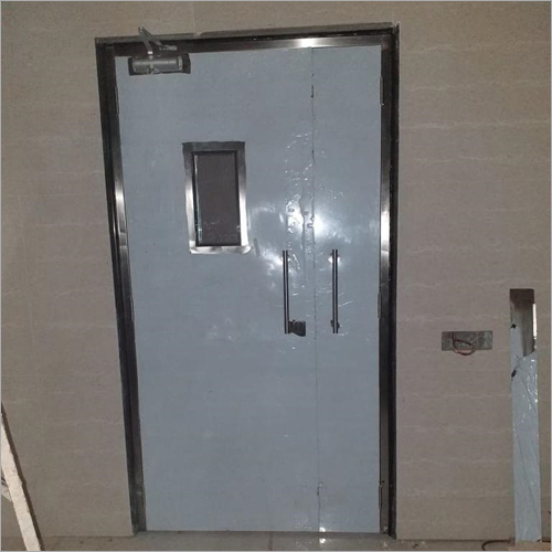 Stainless Steel Modular OT Door