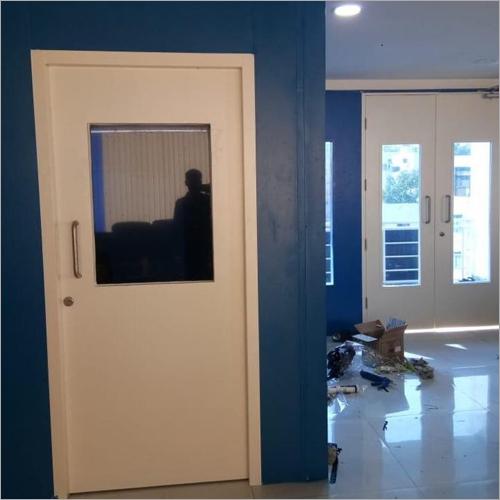 Power Coated Hospital Door