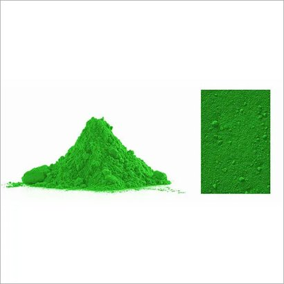 Green 7 And 8 Pigment