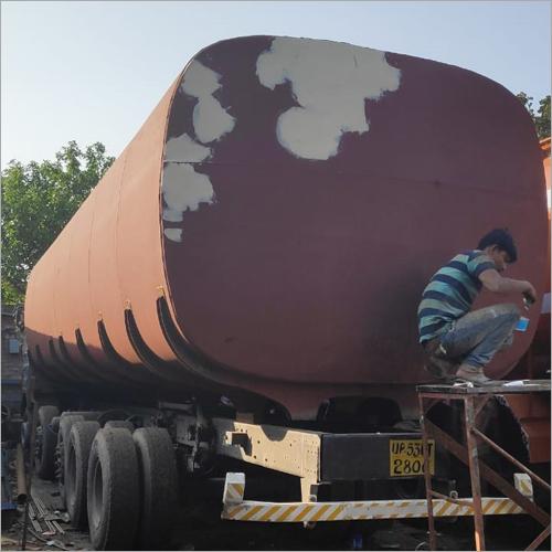 Iron Storage Tank