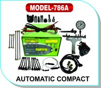 Automatic Compact Common Rail System Tester