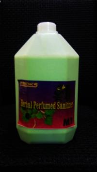 Herbal Perfumed Sanitizer