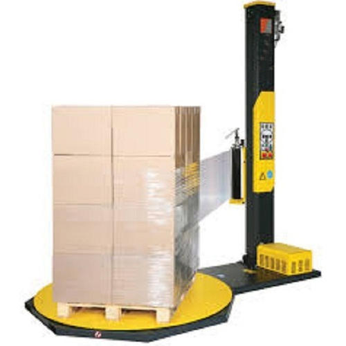 Pallet Strech Wrapping Machine