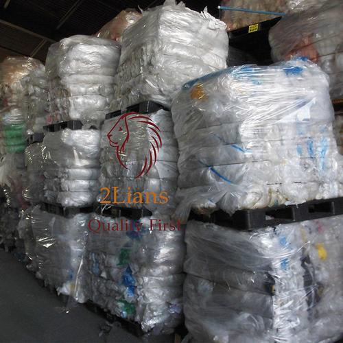LDPE Film Grade 90-10 scrap industrial plastic