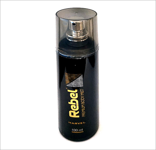 100ml Rebel Perfume Body Mist