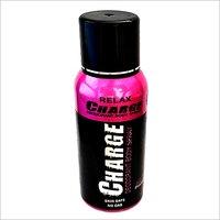 Charge Deodorant Body Spray