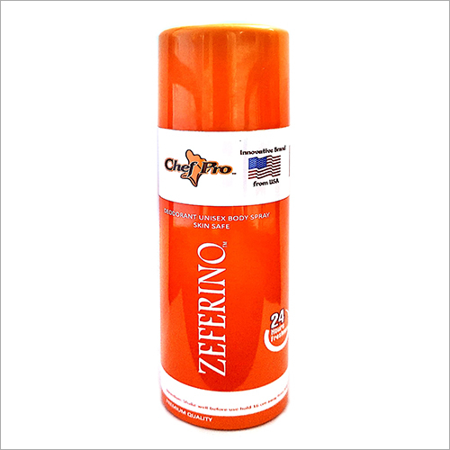Unisex Deodorant Body Spray