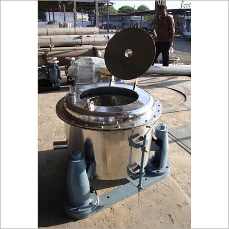 Steel Centrifugal Dryers