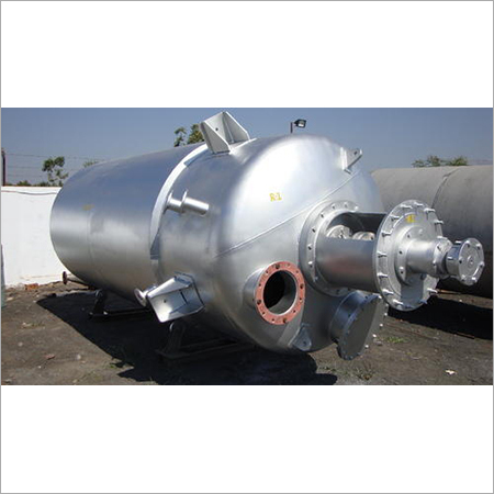 Jacketed Reactor Type Dryer