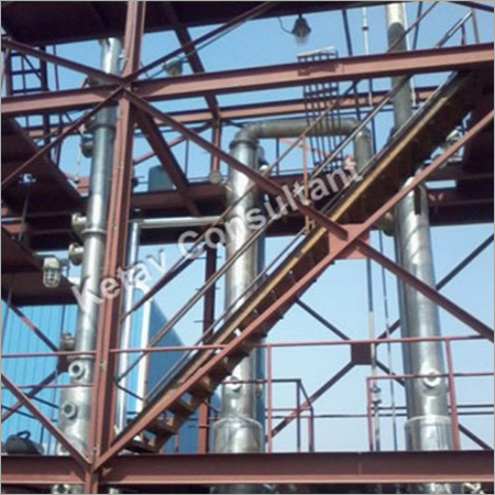 Solvent Recovery Stripper System