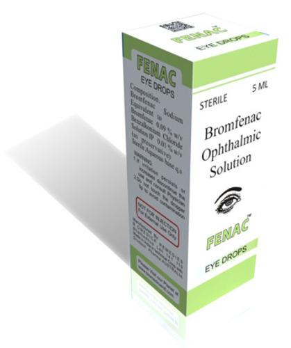 Bromfenac Opthalmic Solution