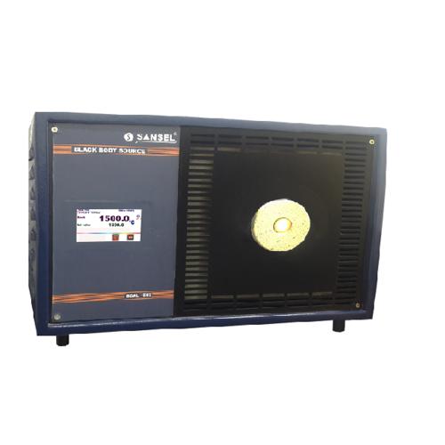 Infra Red Black Body Temperature Calibrator