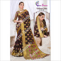 Godavari Bridal Pattu Saree