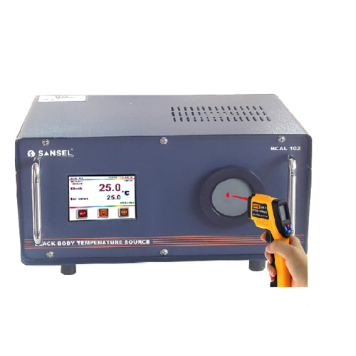 Infra Red Black Body Temperature Calibrator