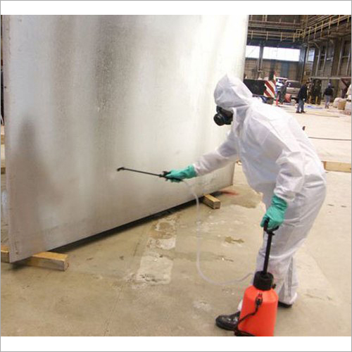 Industrial Acid Cleaning Services