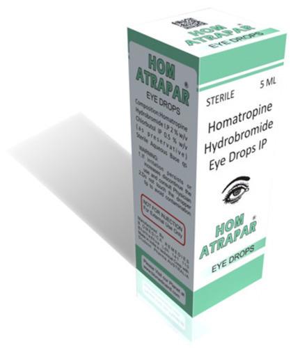 Homatropine Hydrobromide Eye Drops
