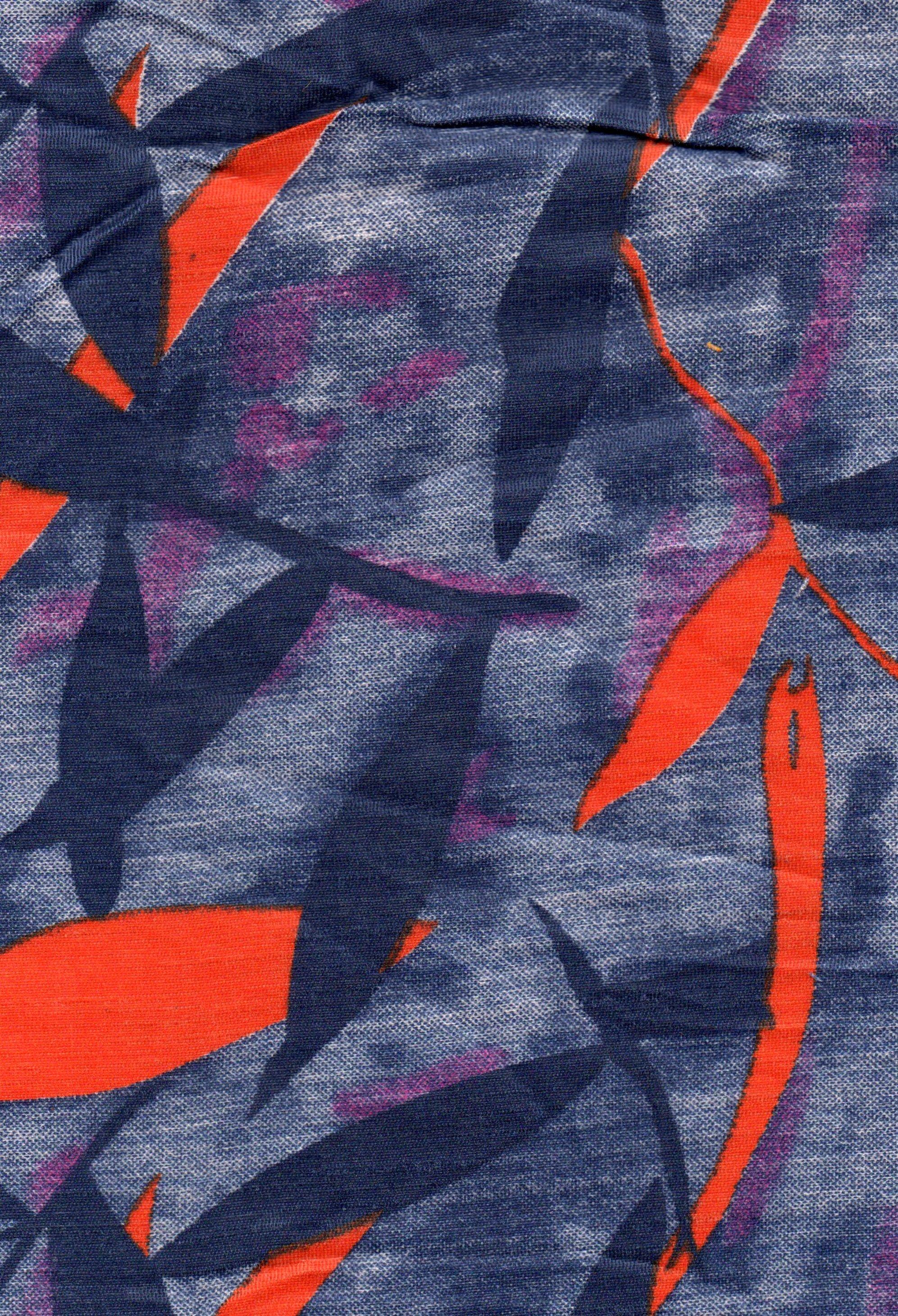 Banglori satin printed febric