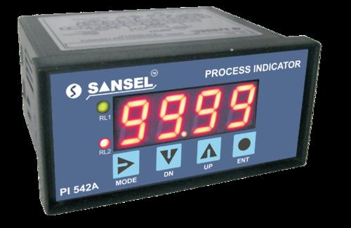 4 Digit Process Indicator