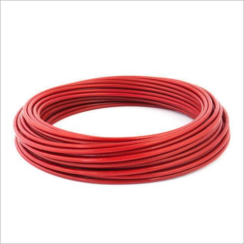 10 mm PVC Red Wire
