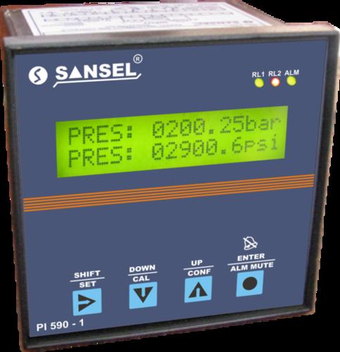 5 1/2 Digit Process Indicator (LCD)