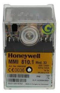 Honeywell MMI810.1 burner controller