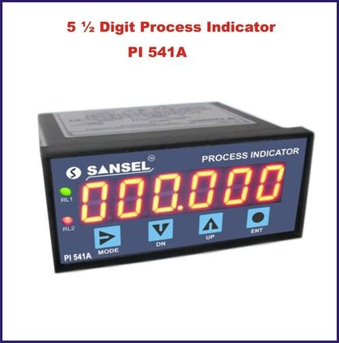 5 1/2 Digit Process Indicator