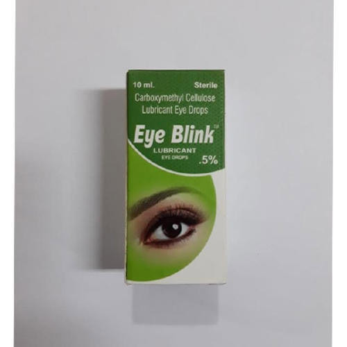 Carboxymethyl Cellulose Lubricant Eye Drops