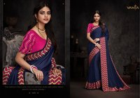 Fancy Assam Silk Sare