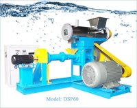 Wipl Automatic Floating Fish Feed Extruder Machine ,Capacity- 50 Kg/Hr