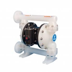 chemical PP air operated diaphragm pump