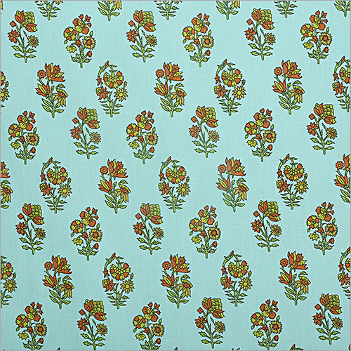 Flora Printed Curtain