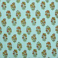 Flora Printed Curtain