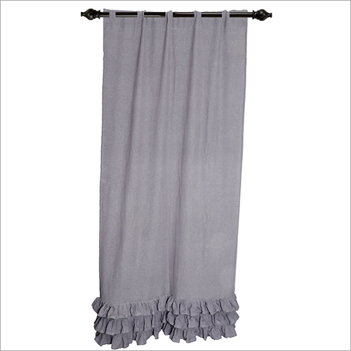 Plain Window Curtain