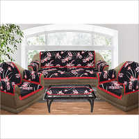 Floral Print Sofa Cover