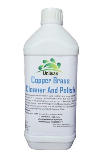 copper brass cleaner and polish
