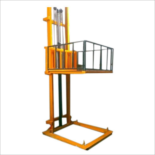 Double Hydraulic Lift