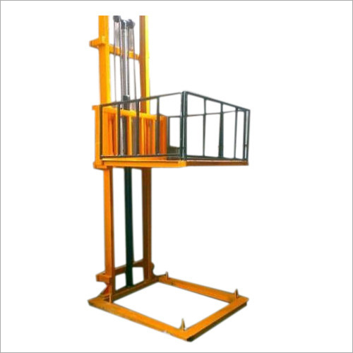 Vertical Single Mast Goods Lift