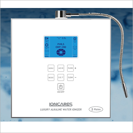 Luxury Water Ionizer Machine - 5 Plate