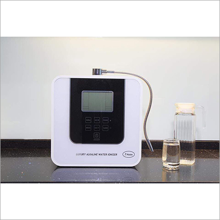 Luxury Water Ionizer Machine - 7 Plate
