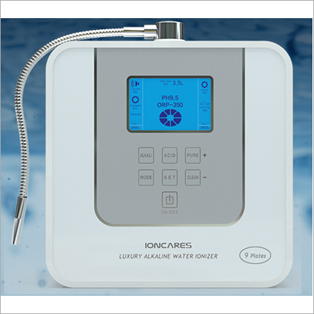 Luxury Water Ionizer Machine - 9 Plate