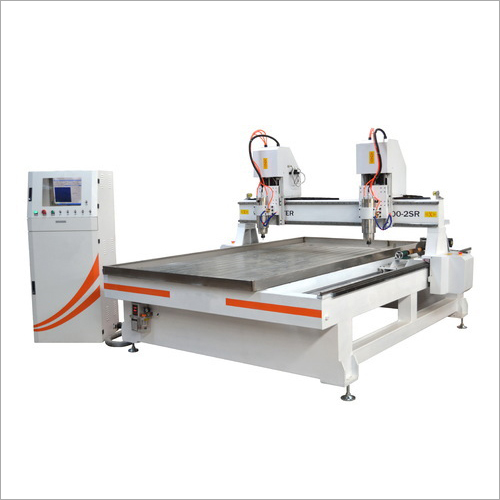 CNC Router Double Spindle