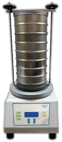 ELECTROMAGNETIC SIEVE SHAKER. (i- Advance plus)