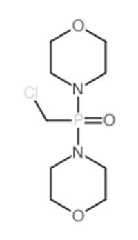 4-[chloromethyl(morpholin-4-yl)phosphoryl]morpholine